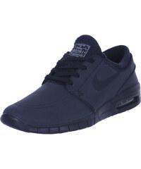 Nike Sb Stefan Janoski Max Suede Sneaker obsidian/white