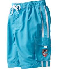 bpc bonprix collection Bermuda de plage bleu homme - bonprix