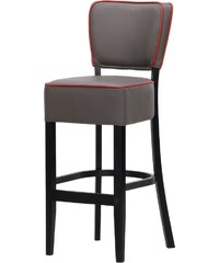 Wintech - Warehouse 3 Barová židle Luie Soft Grey