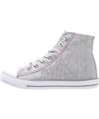 STUPS Sneaker high grey/silver