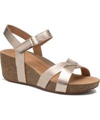 SALE - 30% - Clarks - Temira Compass - Sandalen für Damen / gold/bronze