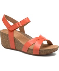 Clarks - Temira Compass - Sandalen für Damen / orange