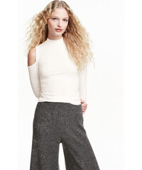 H&M Triko s dlouhým rukávem