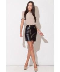 KATRUS Dámská sukně K096 black
