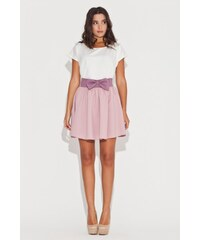 KATRUS Dámská sukně K056 pink