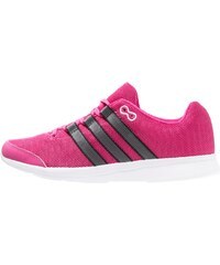adidas Performance LITE RUNNER Sneaker low pink/core black/white