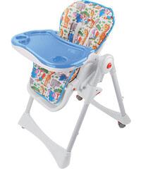 BabyGO Dětská jídelní židle Animalz - safari