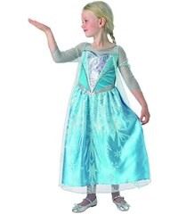 Rubies Elsa Premium Dress Frozen Child - LD 7 - 8 roků