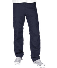 Carhartt Wip Cargo Columbia Ripstop pantalon dark navy rinsed