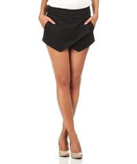 Černé šortky MOE 091