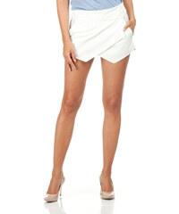 Bílé šortky MOE 091