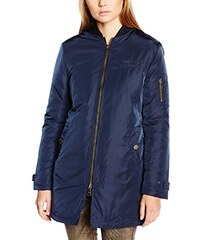Bombers Damen, Trenchcoat, Mantel, M-PIERCE-WOMEN-NAVY