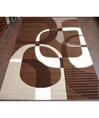 Orfa Kusový koberec PILLY 7507 brown - hnědý