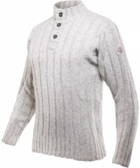 Devold Amundsen svetr s knoflíky XL
