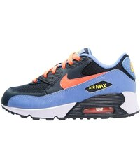 Nike Sportswear AIR MAX 90 Sneaker low obsidian/bright mango/chalk blue/canary
