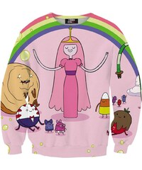 Mr. GUGU & Miss GO Sweater Princes Bubblegum Pink