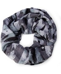 MD Loop Scarf Camo Black/Grey