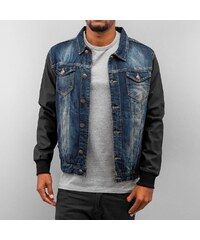 Just Rhyse Jeans Jacket Blue