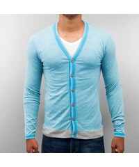 MCL 2 in 1 Look Cardigan Turquoise/Grey