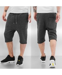 Just Rhyse Base Shorts Anthracite