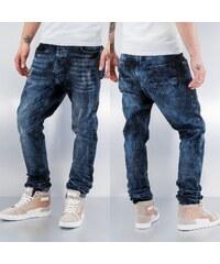 Bangastic Shiro Straight Fit Jeans Blue
