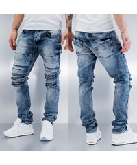 Bangastic Kyo Straight Fit Jeans Blue