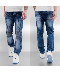 Bangastic Straight Fit Jeans Blue