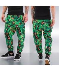 Just Rhyse Jungle Sweat Pants Green
