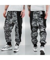 Dangerous DNGRS Tagg Sweat Pants Black