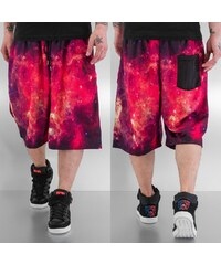 Just Rhyse Galaxy Shorts Colored
