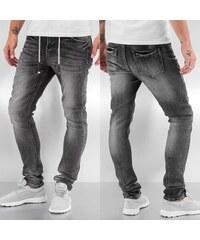 Bangastic Drawstring Anti Fit Jeans Black