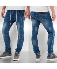 Bangastic Drawstring Anti Fit Jeans Blue