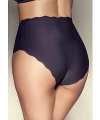 Stahovací kalhotky Mitex L06 černá, béžová Černá