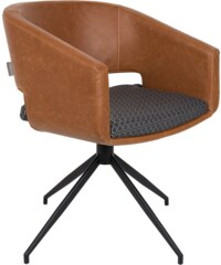 Zuiver Křeslo / Židle BEAU vintage brown