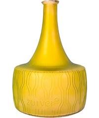 Zuiver Skleněná váza Field Flower žlutá