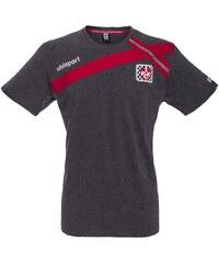 UHLSPORT FCK T-Shirt Cross-Design 15/16 Herren