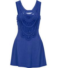 BODYFLIRT boutique Top bleu femme - bonprix