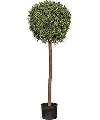 Kunstpflanze »Buchskugelbaum« inkl. Pflanzgefäß