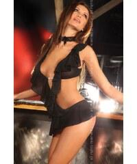 Komplet Livco Corsetti Nicole - černá, černá