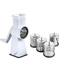 metaltex Küchenhobel mit Saugfuß, »Flash«