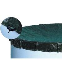 MYPOOL Abdeckplane »Ganzjahresabdeckplane für Achtformbecken und Ovalbecken« grün