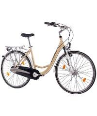 CHRISSON Citybike (Damen) »RELAXIA 2.0 creme, 71,12 cm (28 Zoll)«
