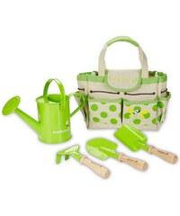 EverEarth® 5-tlg. Gartenset für Kinder, »Gartenbeutel mit Geräten«