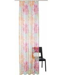 Vorhang Chico (1 Stück) deko trends rosa 1 (H/B: 145/140 cm),2 (H/B: 175/140 cm),3 (H/B: 225/140 cm),4 (H/B: 245/140 cm)