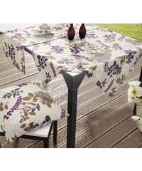 """Baur Tischdecke """"Floral"""" natur Tischdecke 160x140 cm"""