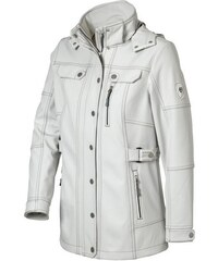 COLLECTION L. Damen Softshelljacke grau 20,21,22,23,24,25,26