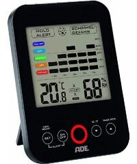 ADE Hygrometer mit Schimmelalarm »WS1501«