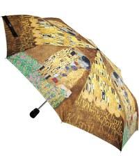 Doppler Regenschirm, Taschenschirm »Magic Winner, Klimt - der Kuss«