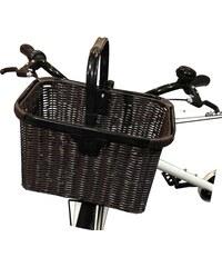 Fahrradkorb »Kunststoff-Weide, inkl. MTS-4 System«