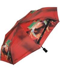 Doppler Regenschirm, »Taschenschirm Frosch«